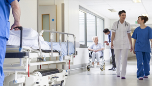 Hospital-Healthcare Cleaning