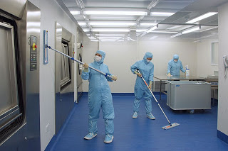 Hospita-Healthcare Cleaning